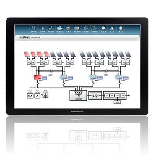 Autobase PC Touch Basic 24""