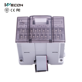 Wecon LX3V-4AD PLC Module for Analog to Digital
